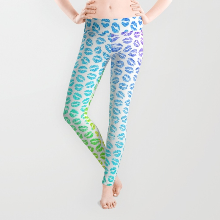 rainbow-glitter-lips-sl4-leggings