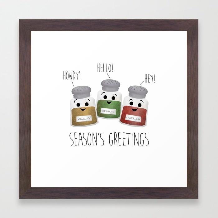 seasons-greetings-garlic-oregano-paprika-framed-prints