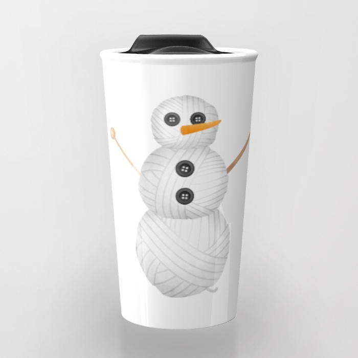 yarn-snowman-travel-mugs