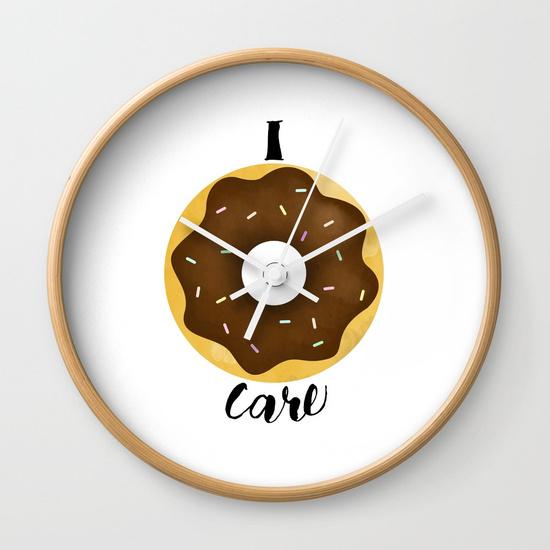i-donut-care-n5a-wall-clocks