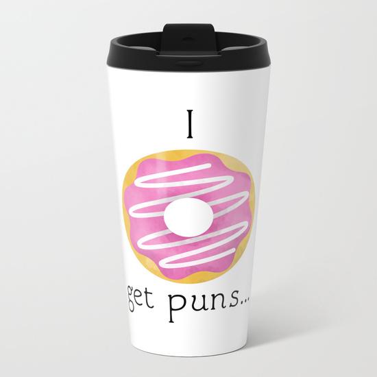i-donut-get-puns-metal-travel-mugs