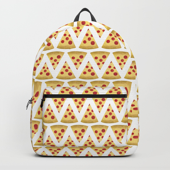pizza-pattern-sm1-backpacks