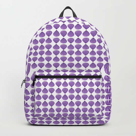 purple-glitter-shells-backpacks