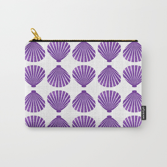 purple-glitter-shells-carry-all-pouches