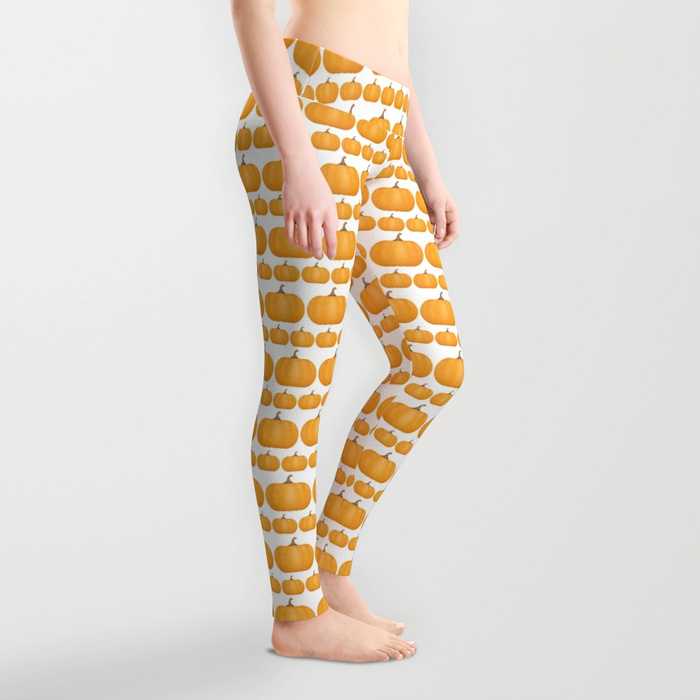 pumpkin-pattern-wiw-leggings