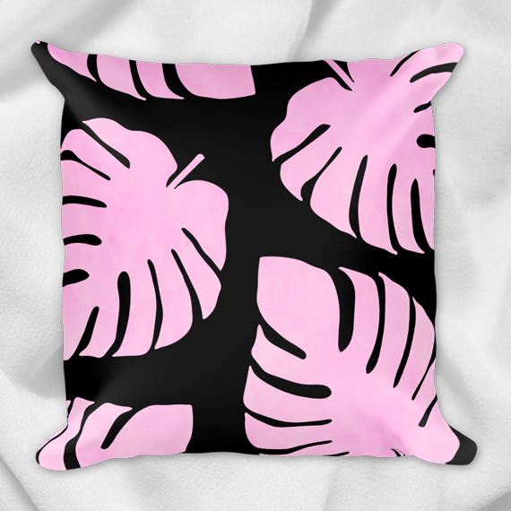 monstera_pillowpink