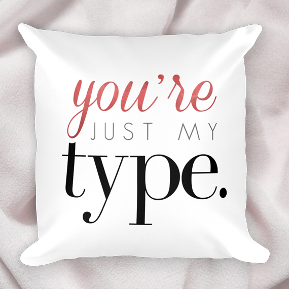 mytype_pillow